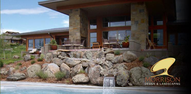 Morrison Design And Landscaping Landscaping Sprinklers